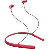 Fone de Ouvido Sem Fio JBL Live 200BT com Bluetooth 10 HRS de Reproducao - Vermelho