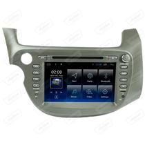 """Mult Aikon 8.8 Android 8.1 Honda Fit Ant.09/14 8"""" ASF-19065W DVD STV"""