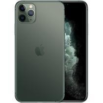 "Apple iPhone 11 Pro Max 64GB 6.5"" A2218 MWHH2BZ/A Green - Anatel Garantia 1 Ano No Brasil"