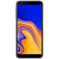 """Smartphone Samsung Galaxy J6+ SM-J610G/DS Dual Sim 32GB de 6.0"""" 13+5/8MP Os 8.1.0 - Preto"""
