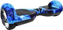 """Scooter Eletrico Foston 3100S com Roda de 6.5"""" e Bluetooth - Azul Chama"""