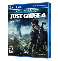 Jogo Just Cause 4 Day One Edition PS4