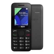 Celular Alcatel 1054 Dual 1.8 4 Band Espanhol Preto