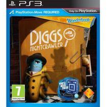 Jogo Diggs Nightcrawler PS3