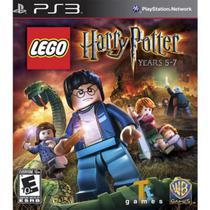 Jogo Lego Harry Potter 5-7 Year PS3