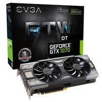 VGA 8GB PCI-Exp EVGA GTX1070 DDR5 FTW DT HDMI 08G-P4-6274