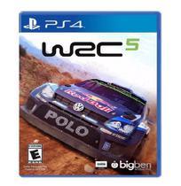 Jogo WRC World Rally 5 PS4