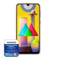 Samsung Galaxy M31 M-315F Dual 128 GB - Vermelho