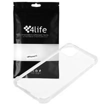 Capinha para iPhone 11 4LIFE - Transparente