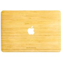 "Protetor Adesivo para Macbook Pro de 13"" Woodcessories Ecoskin - Bambu"