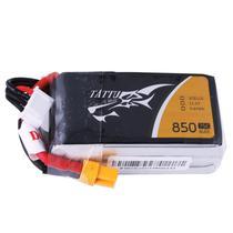 Gens Ace 11.1V 850MAH 75C XT60 Plug Tattu