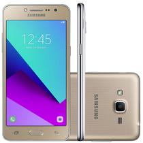 Smartphone Samsung Galaxy Grand Prime+ SM-G532F 8GB Lte Dual Sim 5.0 QHD Cam.8MP+5MP-Dourado