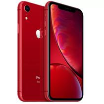 "Apple iPhone XR Swap 128GB 6.1"" 12MP/7MP Ios (Japao) - Vermelho (Grado A)"