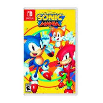 Juego Nintendo Switch Sonic Mania