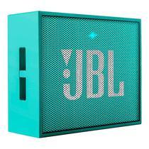 Caixa de Som JBL Go com Bluetooth/Auxiliar Bateria 600 Mah - Verde
