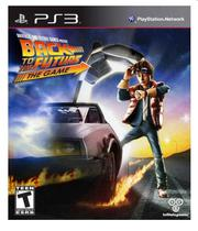Jogo Back To The Future PS3