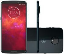 "Smartphone Motorola Moto Z3 Play XT1929-8 4GB+64GB Lte Dual Sim 6"" Cam.12MP+5MP-Azul"