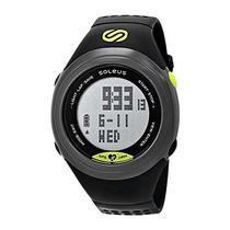 Relogio Monitor Cardiaco Soleus SG007-053 GPS Sole HRM - BLK