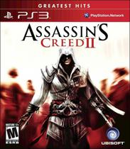 Jogo Assassins Creed 2 PS3