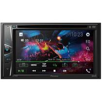 "Toca DVD Pioneer AVH-G215BT 6.2"" Bluetooth/ USB/ DVD/ CD/ FM"