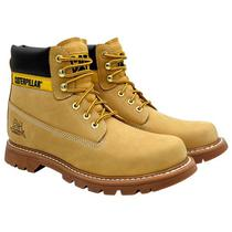 Bota Caterpillar Colorado PWC44100-940 Masculina No 7 - Bege
