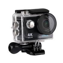 Filmadora Eken H9R Ultra HD/Wifi/4K Preto