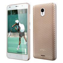 Celular Ipro Kylin 5.0 Dual Sim Anatel 8GB -Branco/Dourado