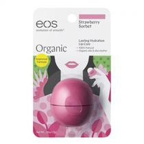 Protetor Labial Eos Strawberry Sorbet 7G
