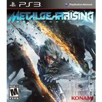 Jogo Metal Gear Rising Revengeance PS3