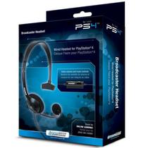 Headset Broadcaster Dreamgear PS4
