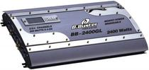 Amplificador Icador B.Buster BB-2400GL 2400W 4/CH
