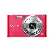 Camara Sony DSC- W830 - Rosa
