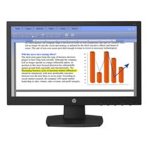 "Monitor LED HP V194 18.5"" HD - Preto"