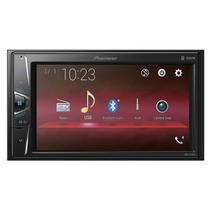 "DVD Player Pioneer MVH-G215BT 6.2"" 2DIN Aux/ USB/ Bluetooth"
