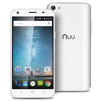 Celular Smartphone Nuu X4 4G Dual Chip 16GB 4G Lte Branco