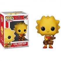 Funko Pop Television The Simpsons - Lisa Simpson 497