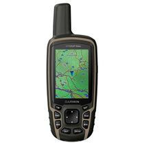 GPS Garmin 64SX - Preto (010-02258-10)