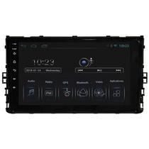 "Central Multimidia Navpro/Caska NP-8312 Volkswagen Novo Polo/Virtus 2018 9"" Android 6.0"