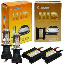 Lampada Xenom para Carro Maxer Hid H4/H/L de 8000K