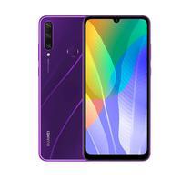 Huawei Y6P 2020 Dual 64 GB - Roxo