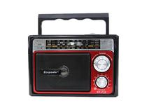 Radio Ecopower EP-F35 - USB - SD - Bateria Recarregavel - Bivolt