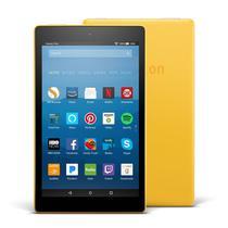 "Tablet Amazon Fire HD8 16GB 8"""" Amarelo"