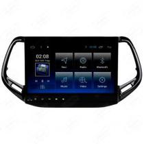 """Mult Aikon 8.8 Android 8.1 Jeep Compass 10.1""""17/18 ASF-23012C STV"""