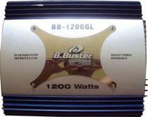 Amplificador Icador B.Buster BB-1200GL 1200W 4.CH