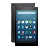 Tablet Amazon Fire HD8 16GB 8EQUOT; Preto