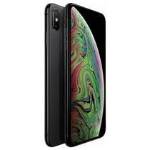 """iPhone XS Max 512GB Tela 6.5"""" MT562BZ/A Cinza-Espacial"""