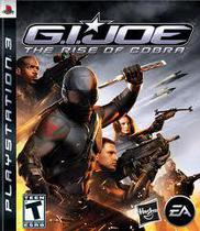 Jogo Gi Joe The Rise Of Cobra PS3