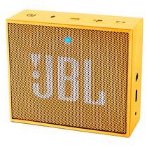 Caixa de Som Portatil JBL Go Bluetooth Amarelo
