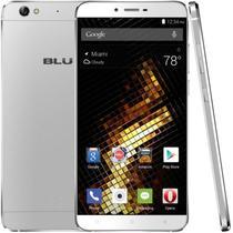 "Smartphone Blu Vivo 5 Dual Sim 4G Lte Tela 5.5"" HD 32GB/3GB Cam. 13MP/5MP Prata"