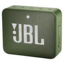 Caixa de Som JBL Go 2 Verde GO2BLK